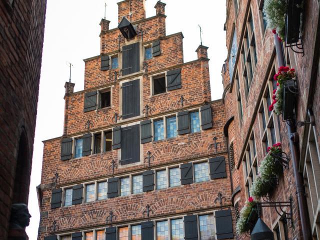 Bremen Fotografie ludwig roselius museum museen böttcherstraße